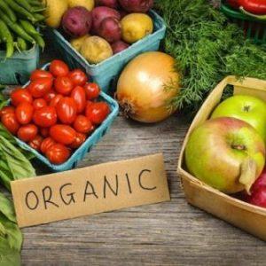 جميع انواع الخضروات العضويه