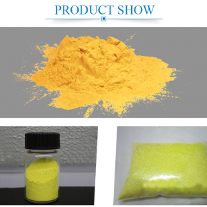 Excellent quality yellow lead oxide powder for battery