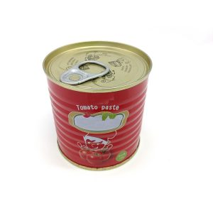 Wholesale canned 220kg tomato paste in drum