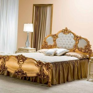 Bed stand head board bedroom furniture Egyptian furniture bedroom